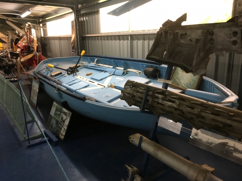 Mk1a Airborne Lifeboat 2