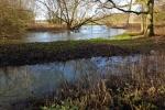 Adair Walk - River near Overflowing