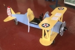 First of the Flixton constructed aircraft