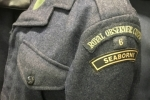 ROC Uniform Jacket of Donal William March