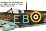 Observer Corps Spitfire